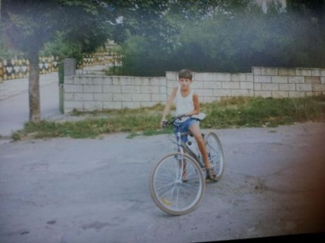 Popovo, Cross bicycle 1998